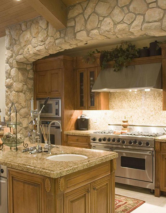 Cuisine Granit Nature Energy Specialiste De La Pierre