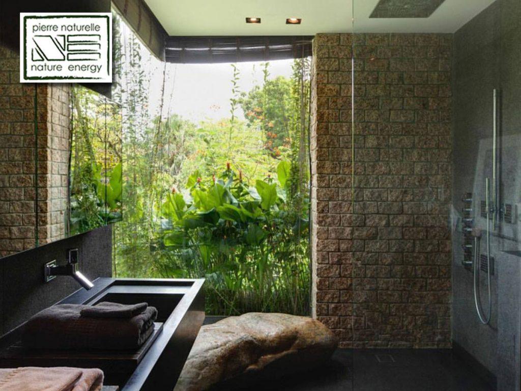 Une salle de bain de rêve ! | Nature Energy : Spécialiste de ...